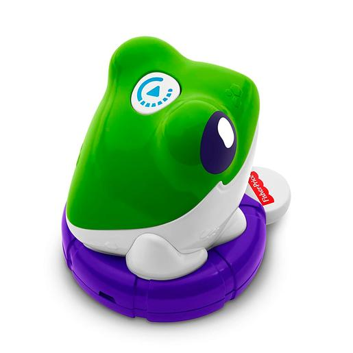 Fisher Price - Ranita Mide Conmigo