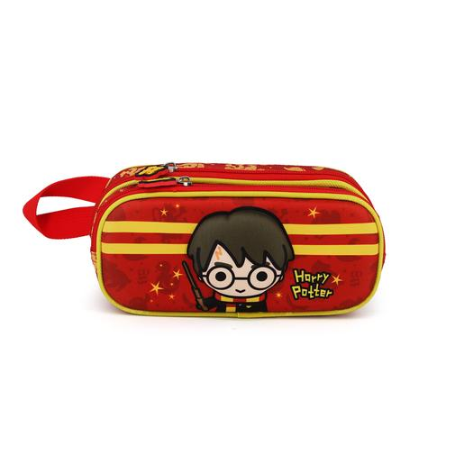 Harry Potter - Estuche portatodo doble 3D Wand
