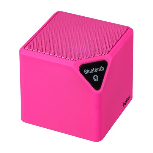 Mini Altavoz Rosa