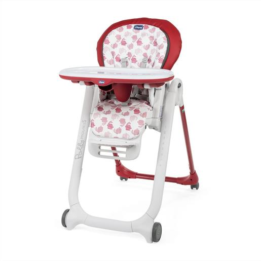 Chicco - Trona Evolutiva Polly Progres5 Red