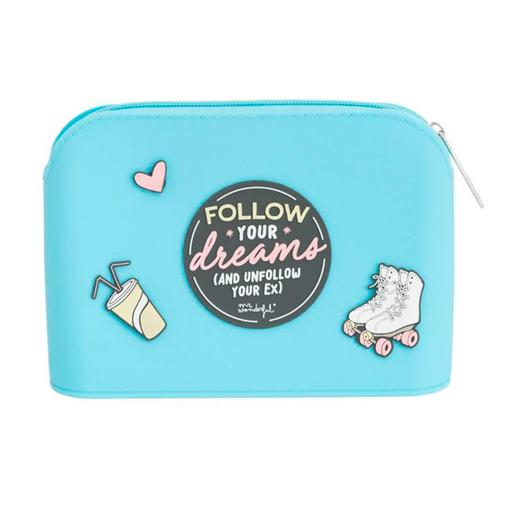 Mr. Wonderful - Follow Your Dreams (and Unfollow Your Ex) - Neceser