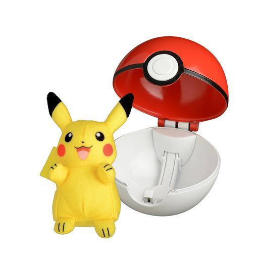 Pokémon - Lanza y Ataca (varios modelos)