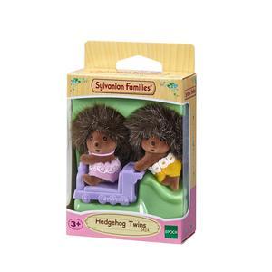 ToysRus Sylvanian Families - Set 2 figuras erizos gemelos