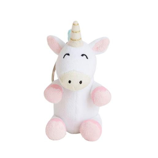 Mr. Wonderful - Unicornio - Llavero Peluche