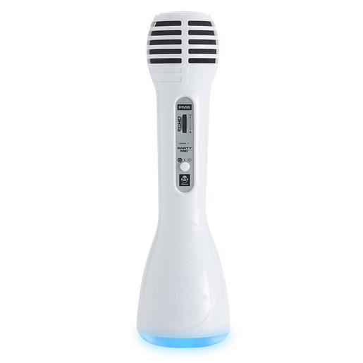 Micrófono con Bluetooth Blanco