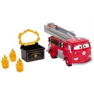 Cars – Camión de Bomberos Rojo Acrobacias con Agua