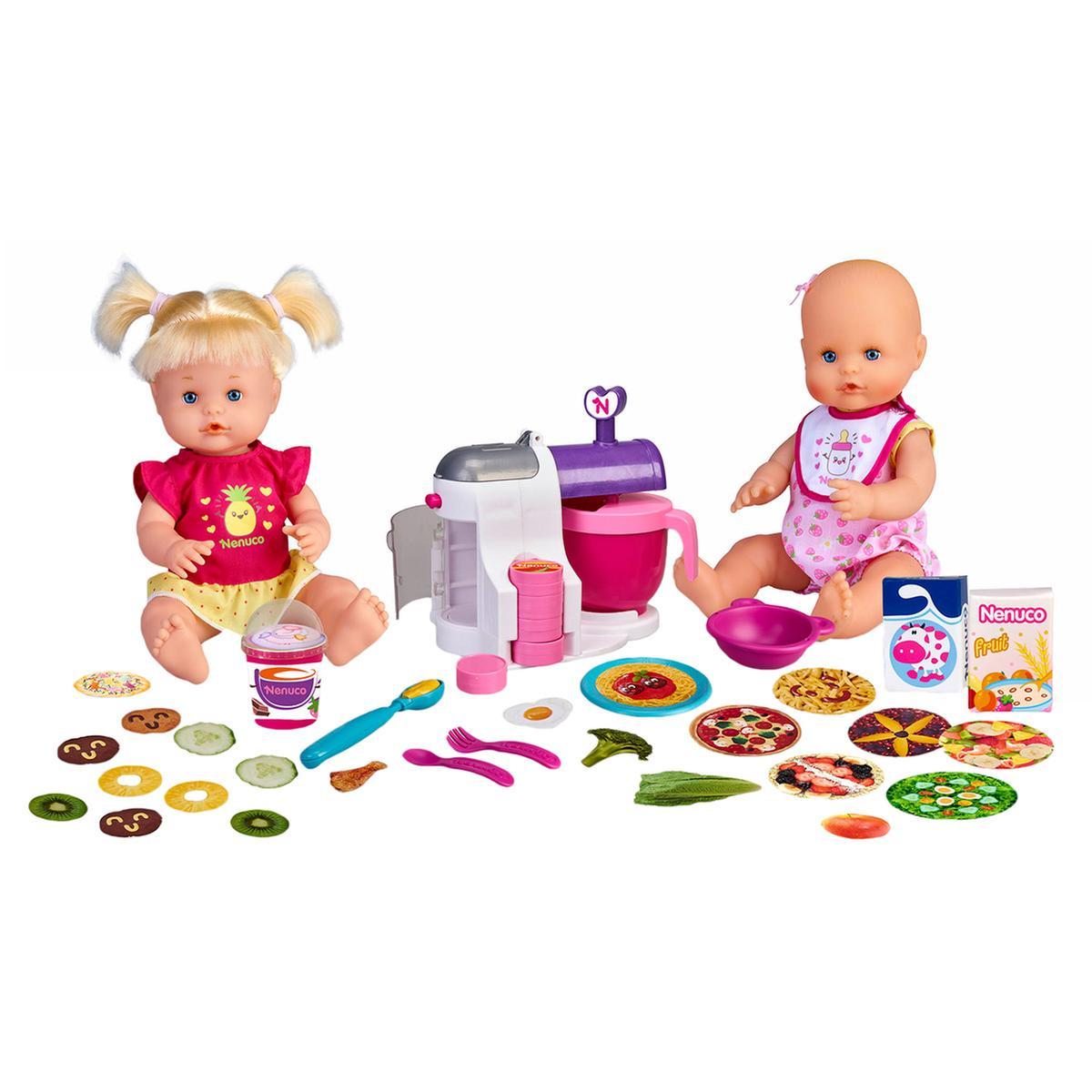 Nunca Canciones infantiles Mujer hermosa  Nenuco - Hermanitas Traviesas en la Cocina | Nenuco | Tienda de juguetes y  videojuegos Juguetería Online Toysrus