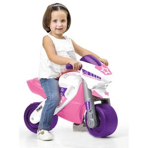 Feber – Moto 2 con Casco – Rosa