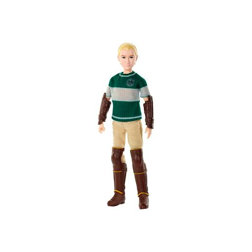 Harry Potter - Draco Malfoy - Figura Quidditch