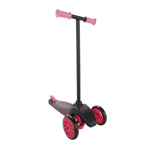 Little Tikes - Patinete 3 Ruedas Rosa