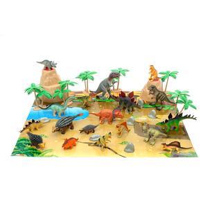 Animal Zone – Contenedor Dinosaurio (varios modelos)