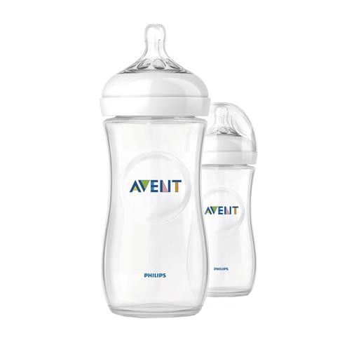 Philips Avent - Pack 2 Biberones de 260 ml