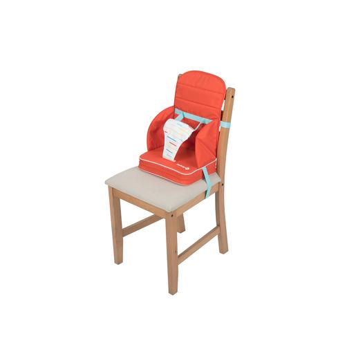 Safety 1st - Asiento Plegable Travel Booster Rojo