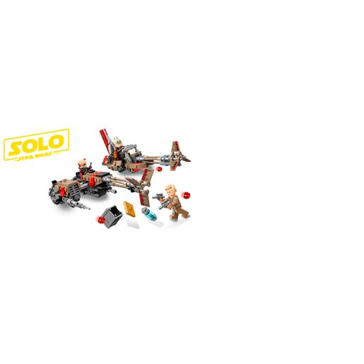 LEGO Star Wars - Cloud-Rider Swoop Bikes - 75215