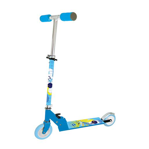 Patinete Plegable Azul