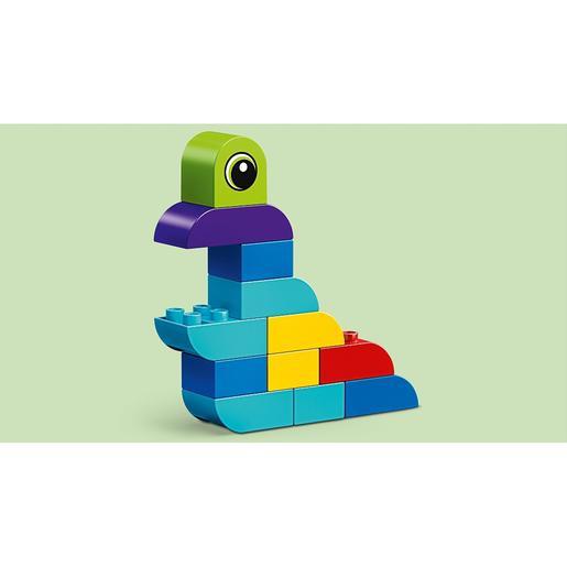 LEGO DUPLO - Visitas de Emmet y Lucy desde el Planeta DUPLO - 10895