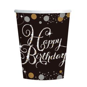 ToysRus|Pack 8 Vasos Happy Birthday