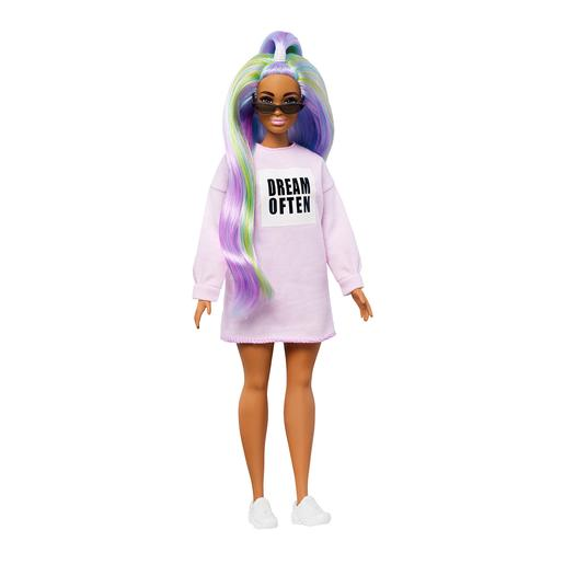 Barbie - Muñeca Fashionista - Vestido Dream Often