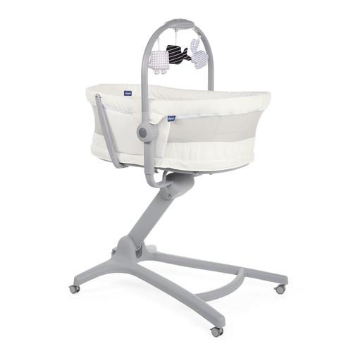 Chicco - Baby Hug 4 en 1 Air White Snow Chicco