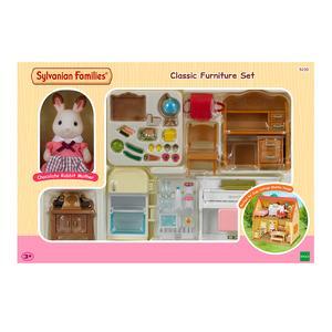 ToysRus Sylvanian Families - Set Muebles para Casa de Campo