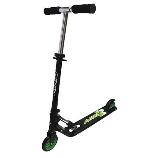 Avigo - Patinete Plegable Ruedas de 125 mm
