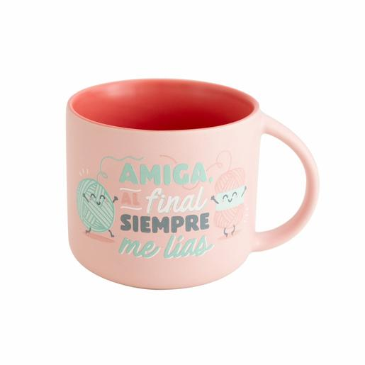 Mr. Wonderful - Amiga, Al Final Siempre me Lías - Taza