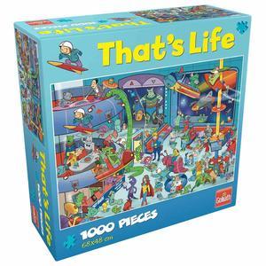 That's Life – Espacio 1000 piezas