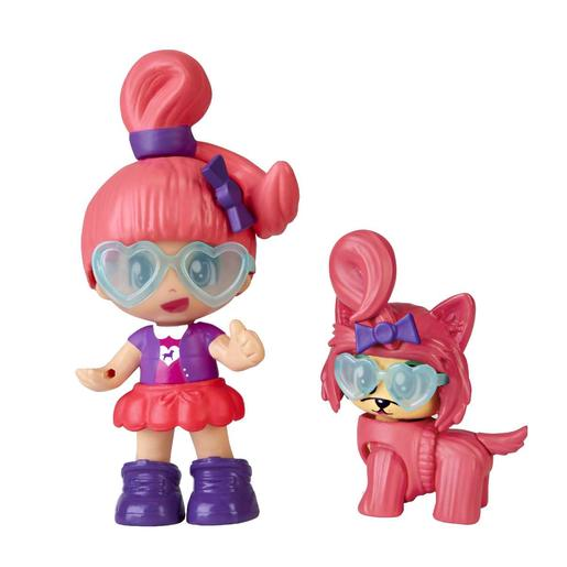 Pinypon - My Puppy and Me - Pack doble figura