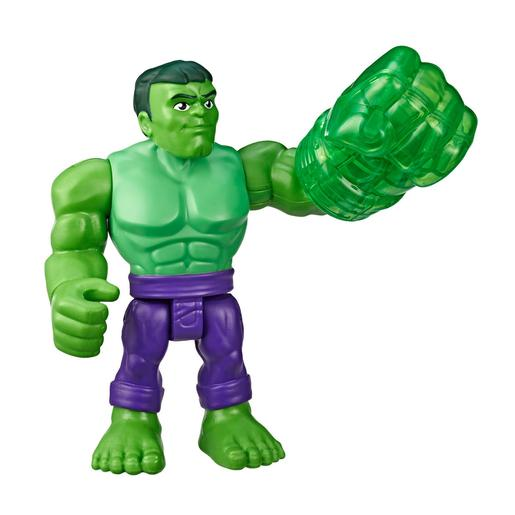 Hulk - Figura Super Hero Adventures