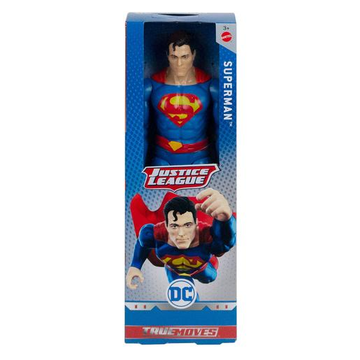 Liga de la Justicia - Superman - Figura Básica 30 cm