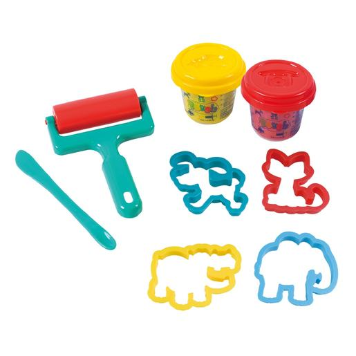 Set de Plastilina Roll & Cut Animales