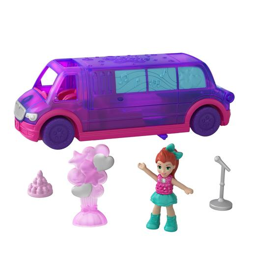 Polly Pocket - Limusina de Fiesta