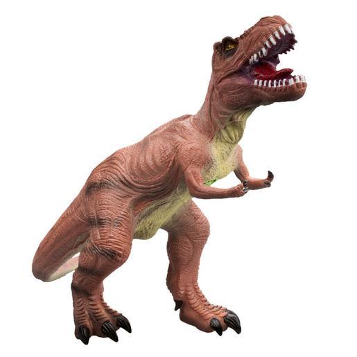 Dinosaurio T Rex Foam Misc Action Figures Tienda De Juguetes Y Videojuegos Jugueteria Online Toysrus Enorme y alargada podía llegar a. dinosaurio t rex foam