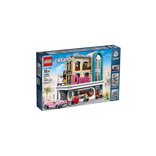 42ed86d5569 LEGO Creator - Restaurante del Centro - 10260
