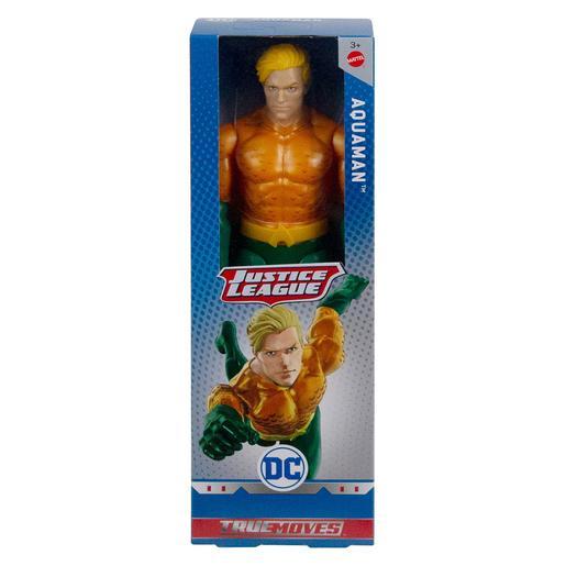 Liga de la Justicia - Aquaman - Figura Básica 30 cm