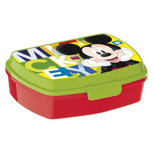 Mickey Mouse - Sandwichera Rectangular