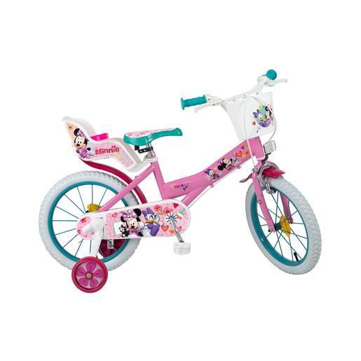 Minnie Mouse - Bicicleta 16 Pulgadas