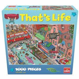 That's Life – La ciudad puzzle 1000 piezas