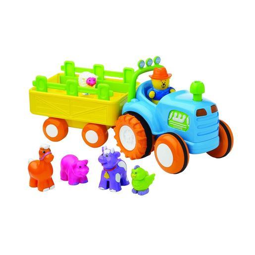 Bruin - Tractor con Remolque y Animales