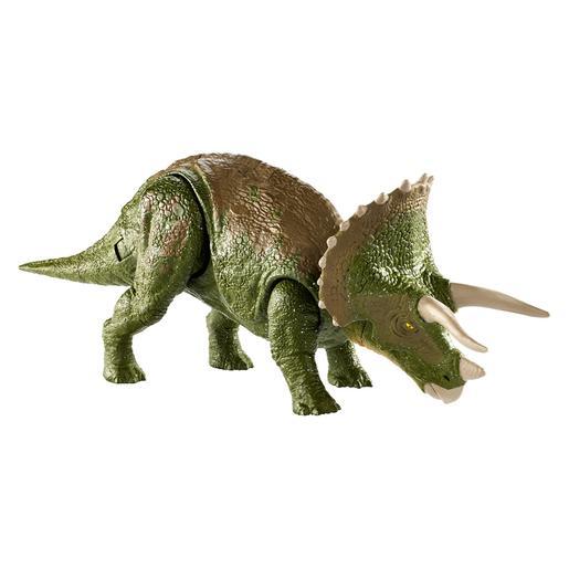 Jurassic World - Figura Triceratops