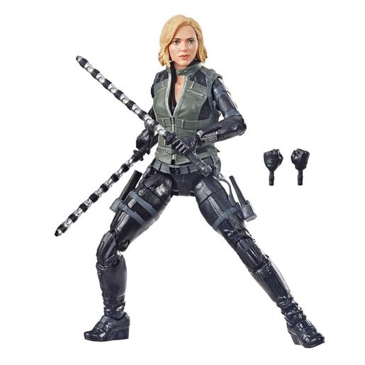 Los Vengadores - Black Widow - Figura 15 cm Best of Legends Series