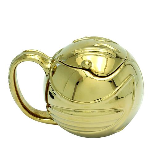 Harry Potter - Snitch dorada - Taza 3D