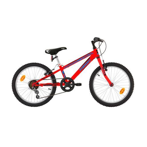 Avigo - Bicicleta Neon 20 Pulgadas Roja
