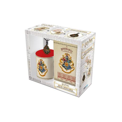 Harry Potter - Set de Taza, Llavero y Libreta
