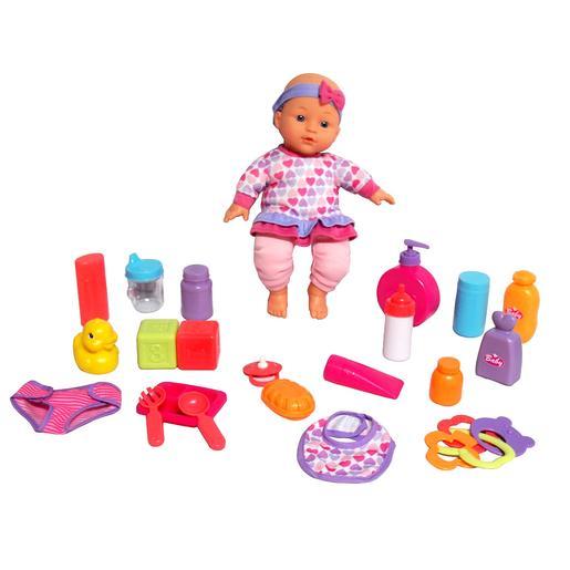 Kit de Iniciación Cuida a tu Muñeco Bebé