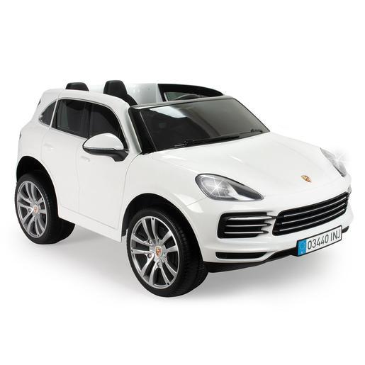 Injusa - Porsche Cayenne S Blanco 12V