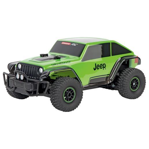 Carrera - Jeep Trailcat 1:18