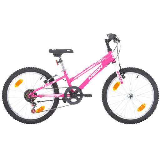 Avigo - Bicicleta Neon 20 Pulgadas Rosa