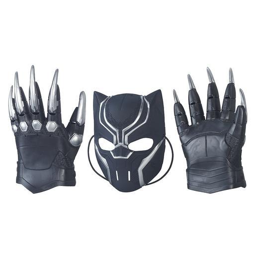 Los Vengadores - Black Panther Pack Garras y Mascara