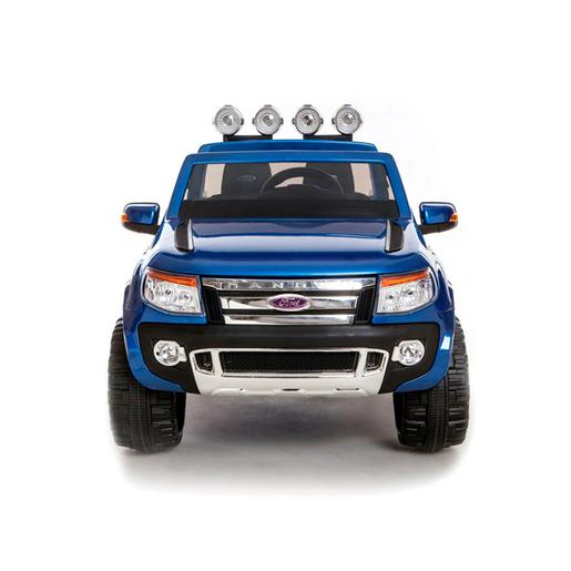Coche Racing Ford Pick Up Azul